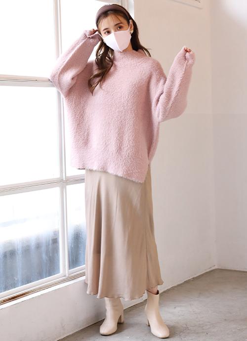 妄想ピンク 血色マスク