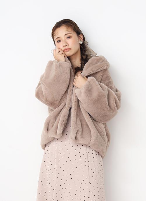 くまちゃんコート